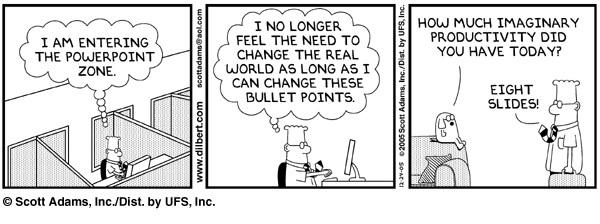 Imaginary Productivity