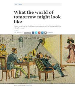 Future gazing